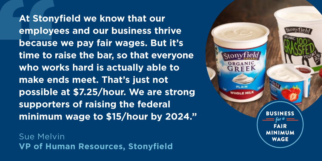Twitter Series Featuring Stonyfield